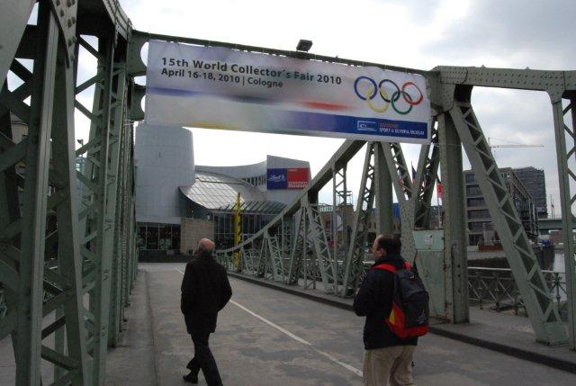 Foire aux Collectionneurs Olympiques - Cologne 2010 Dsc_0010