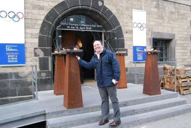 Foire aux Collectionneurs Olympiques - Cologne 2010 Dsc_0013