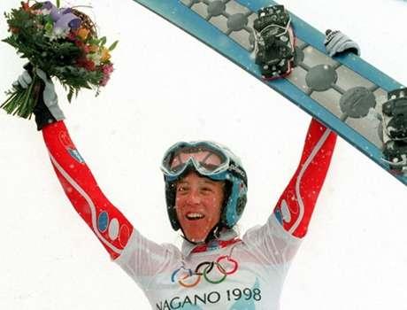Disparition de la Championne Olympique de snowboard Karine RUBY Karine11