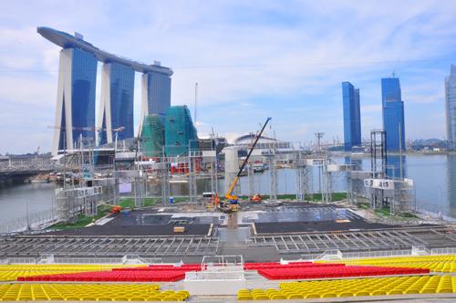 Jeux Olympiques de la Jeunesse - Singapour 2010 - Cérémonies d'ouverture et clôture Occ1010