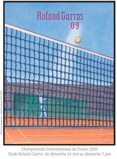 Roland Garros 2009 - C'est parti Rg200910