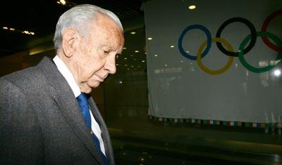 Décès de Juan Antonio Samaranch à l'age de 89 ans Samara10