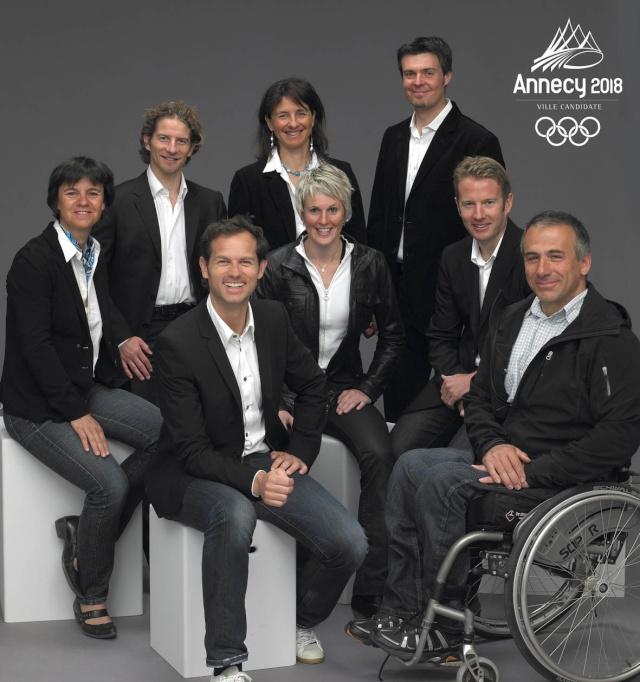 Annecy 2018 officiellement ville candidate pour les Jeux Olympiques et Paralympiques Sporti10