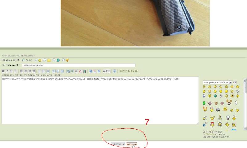 Comment insérer des photos en 7 clics ! Tuto-p20