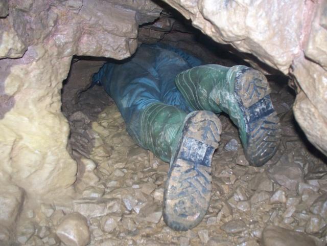 Llanymynech Cave & Roman Mine 100_1210