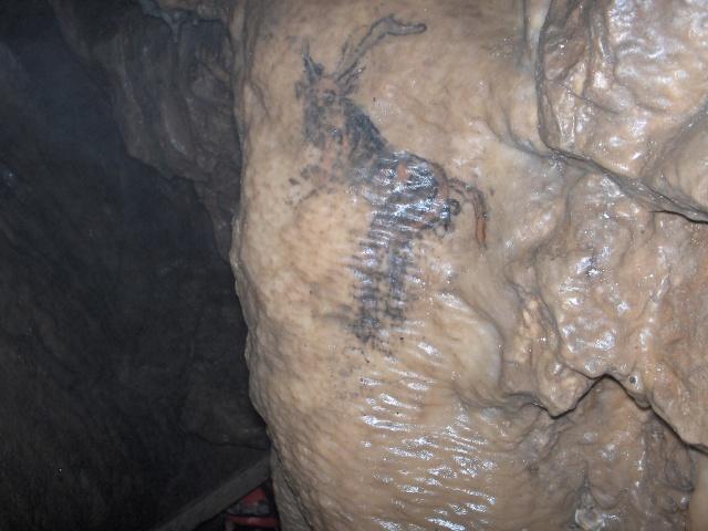 Ogof Hen Ffynnonau (Poachers Cave) Hpim2110