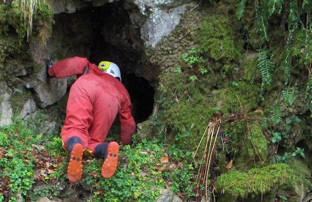 Coed Nant Gain Caves Hpim3512