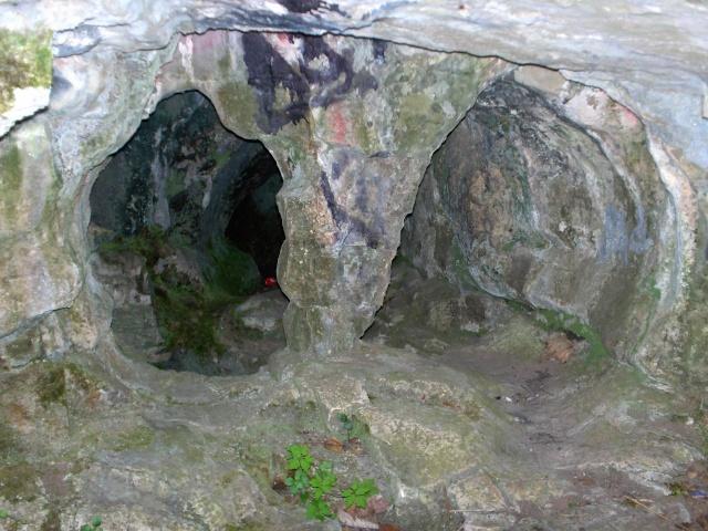 Denbigh Castle Cave Hpim4213
