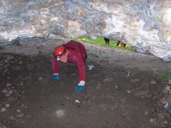 Devil's Gorge (Caves) Hpim4710