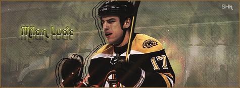 Boston Bruins . Lucic_10