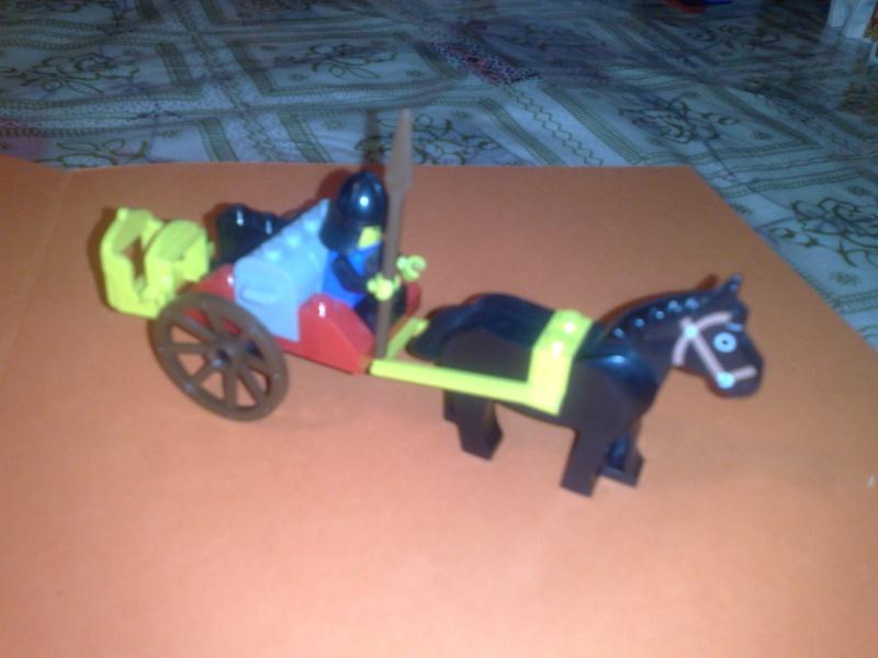 [LEGO] : MOYEN-AGE + liens 08022011