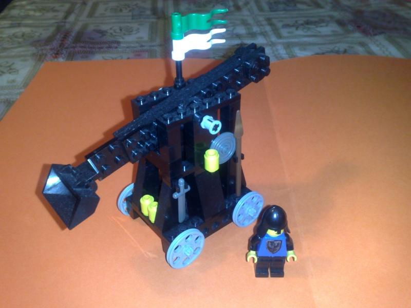 [LEGO] : MOYEN-AGE + liens 08022012