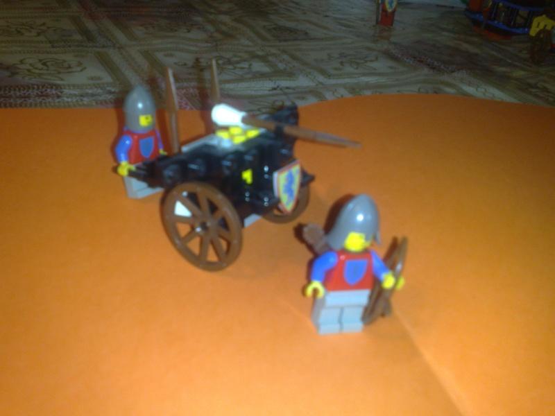 [LEGO] : MOYEN-AGE + liens 08022013