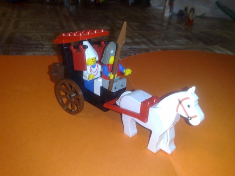 [LEGO] : MOYEN-AGE + liens 08022014