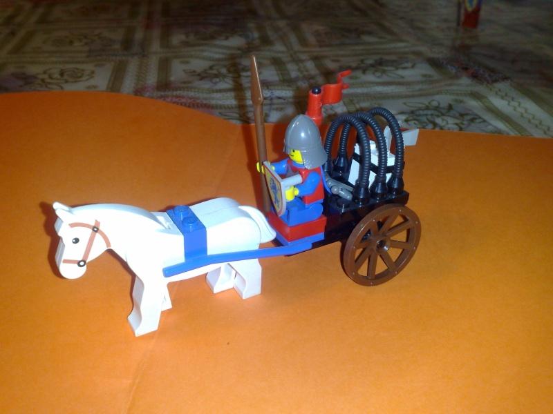 [LEGO] : MOYEN-AGE + liens 08022015