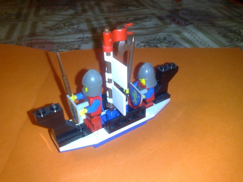 [LEGO] : MOYEN-AGE + liens 08022016