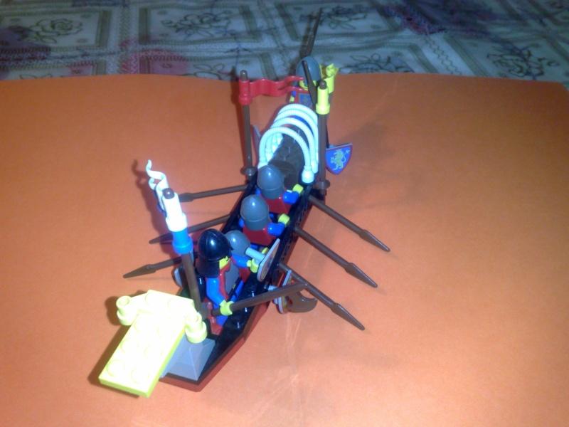[LEGO] : MOYEN-AGE + liens 08022017