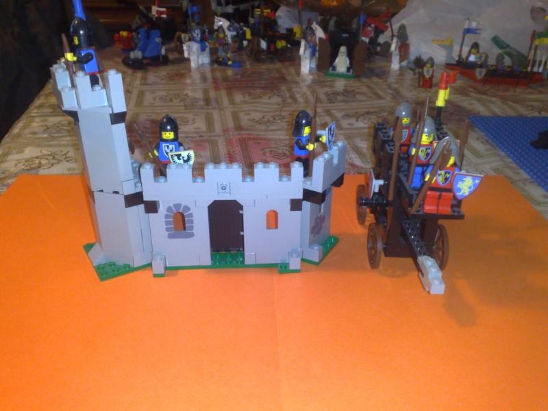 [LEGO] : MOYEN-AGE + liens 08022018