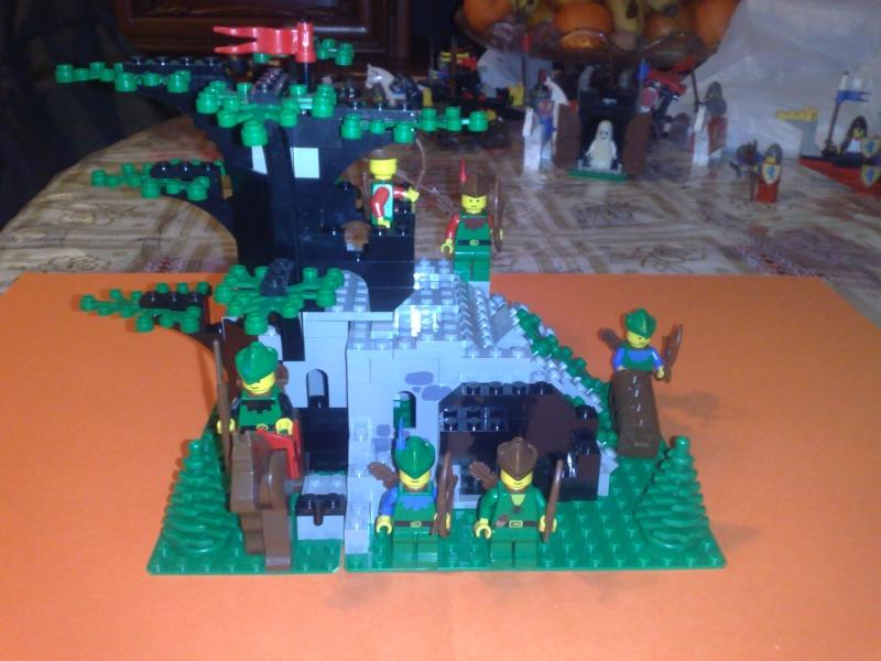 [LEGO] : MOYEN-AGE + liens 08022019