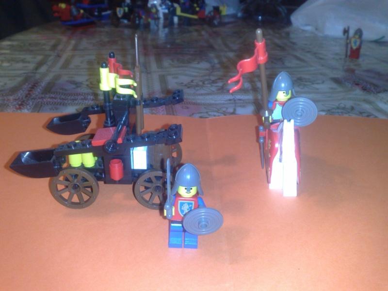 [LEGO] : MOYEN-AGE + liens 08022020