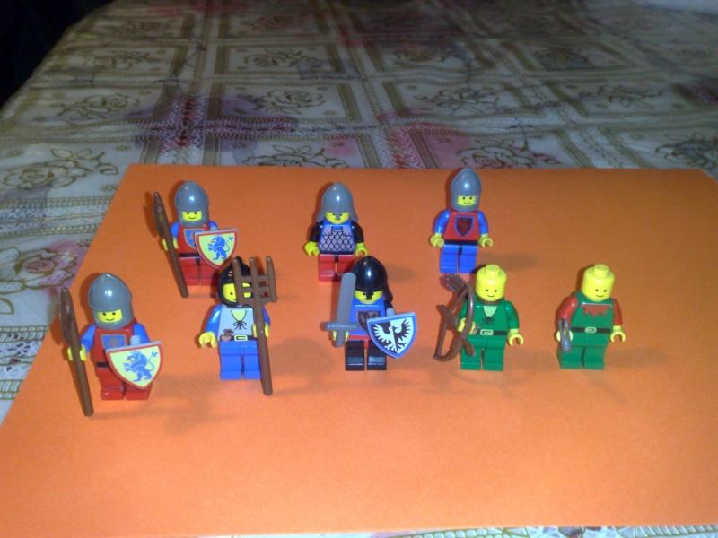 [LEGO] : MOYEN-AGE + liens 08022022