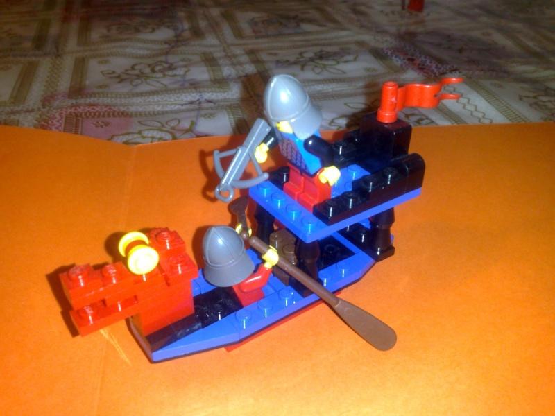 [LEGO] : MOYEN-AGE + liens 08022023