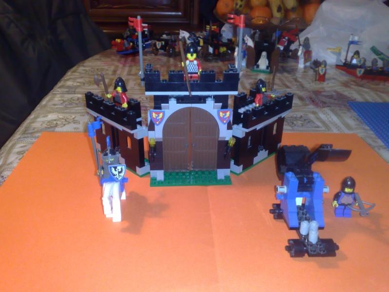 [LEGO] : MOYEN-AGE + liens 08022025