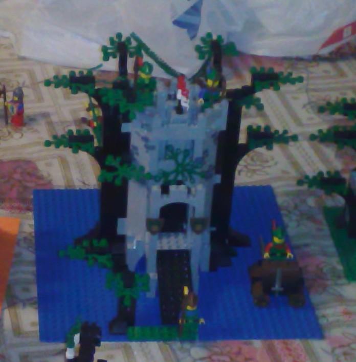 [LEGO] : MOYEN-AGE + liens Popo10