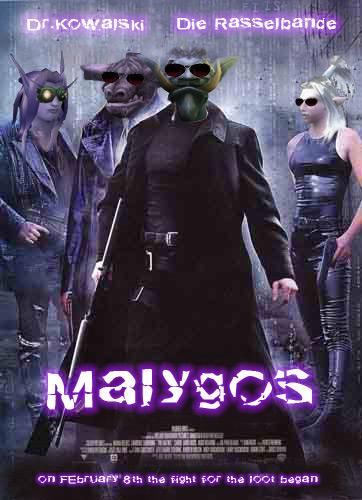 Malygos down - haben fertig Matrix10