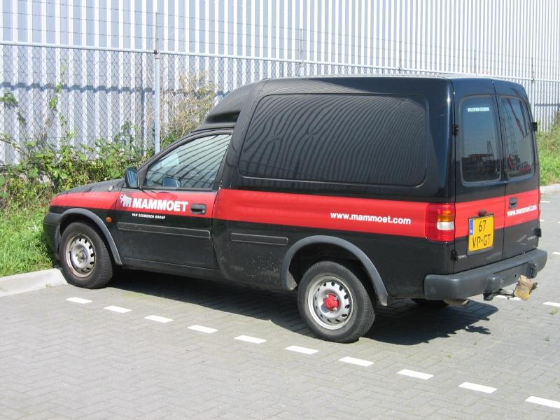 401 158, Opel Kombi Afbeel18