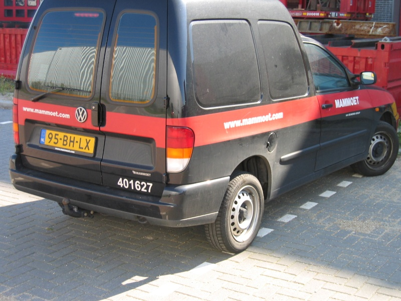 "401 540 t/m 401 630 VW CADDY""S Afbeel20"