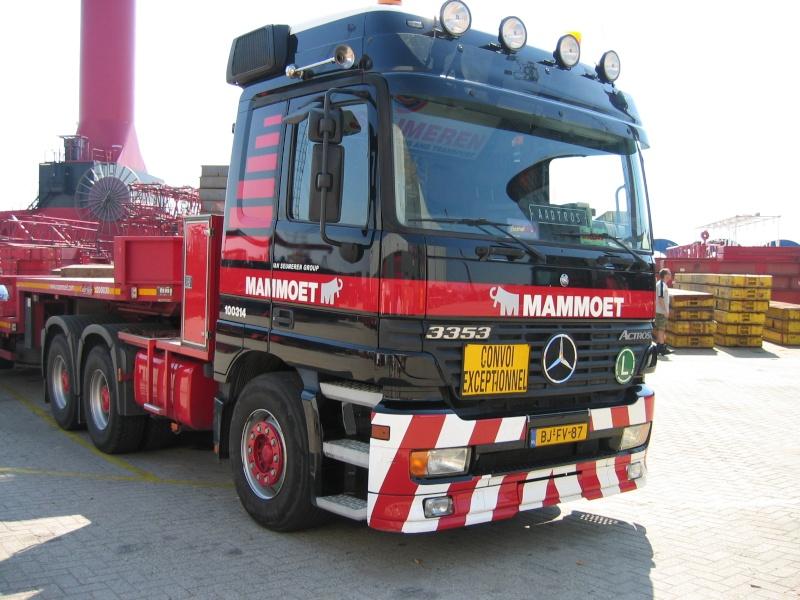 100 314, Mercedes-Benz Actros 3353 Mammoe19