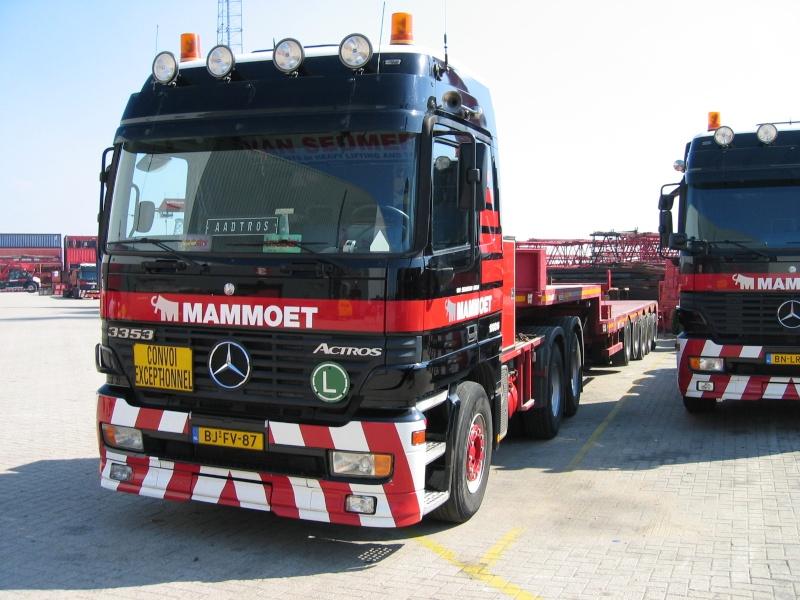 100 314, Mercedes-Benz Actros 3353 Mammoe20