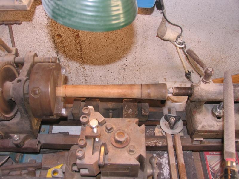 Massette tronconique,vite faite et pas chère Masset25
