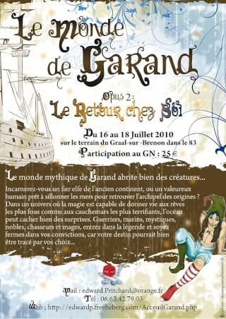 GN Monde de Garand (Calliopé) Affich14