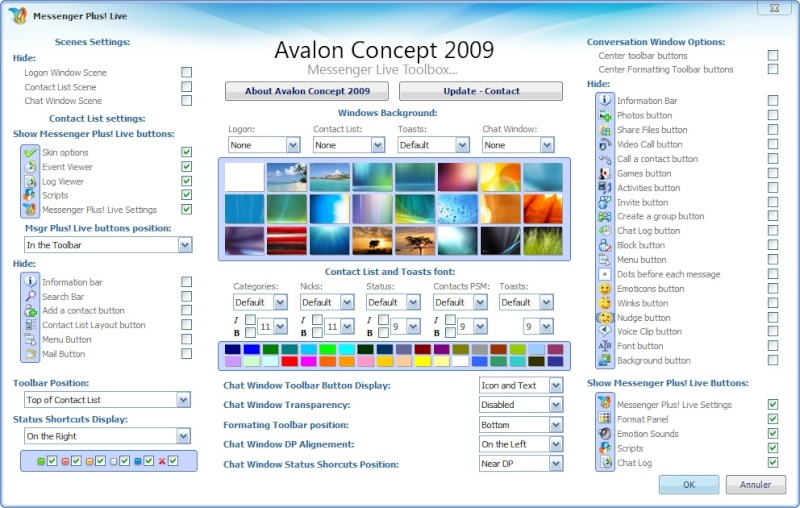 Avalon Concept 2009 00110