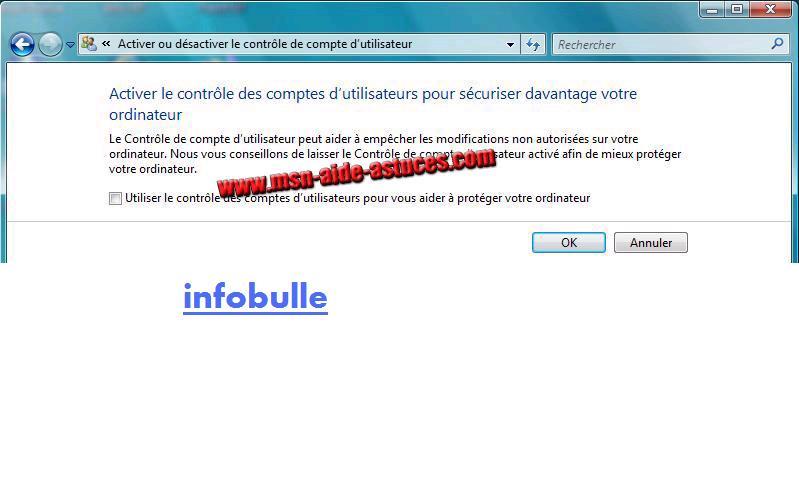 Quelques astuces pour alléger/optimiser votre Windows Vista 002310
