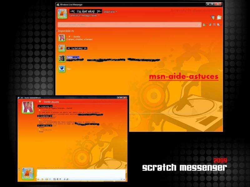 scratch messenger Scratc10