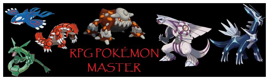 RPG Pokémon Master