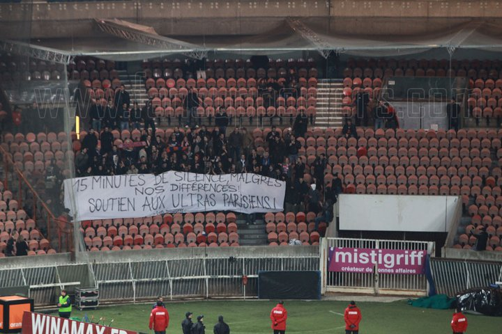 [Video & Photo] manif ultras 19850210
