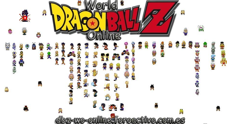 Dragon ball World Online