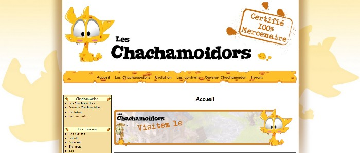 Chachamoidor le site Sitesk10