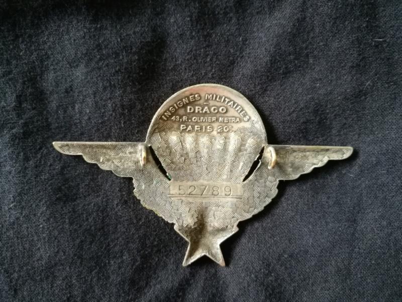 Badge PARA + diplôme au même numéro_estimation ? 95q8ba10