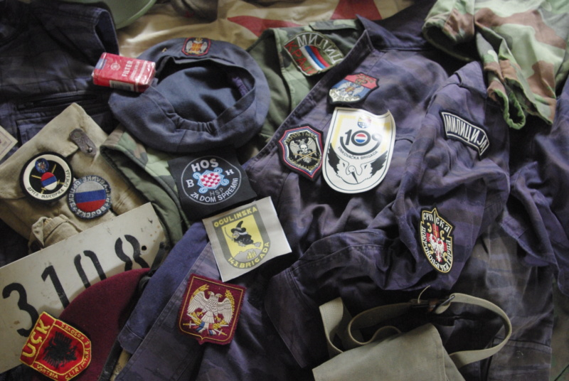 Souvenirs Bosnie/Kosovo 1994/1999 _igp0447