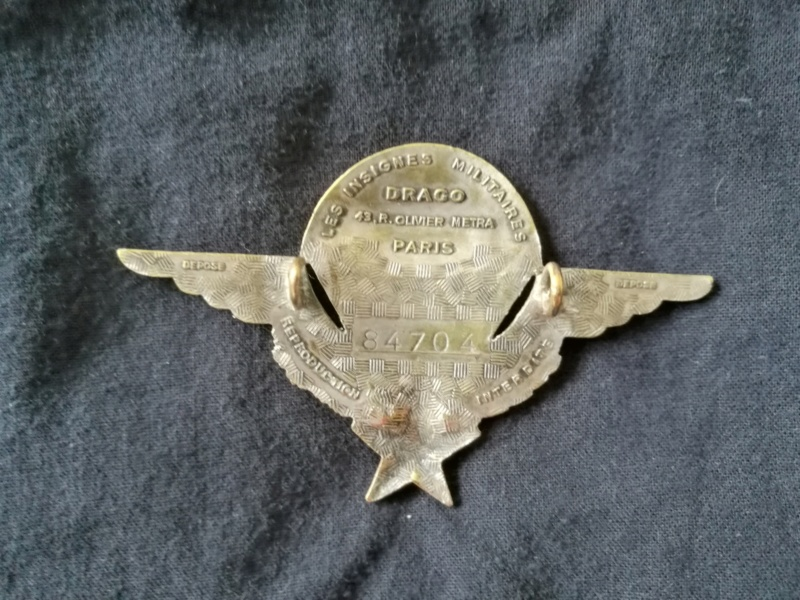 Badge PARA + diplôme au même numéro_estimation ? Ao54oy10