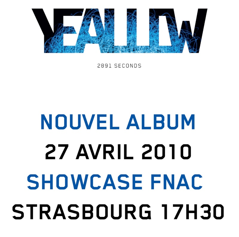 Yeallow - 2891 Seconds NEW ALBUM Yeallo10