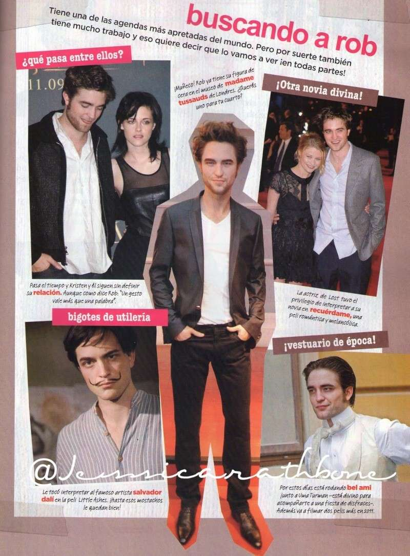 Robert Pattinson - Page 35 Sevent10