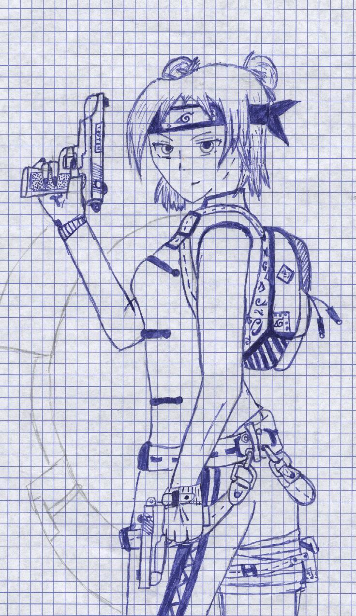 Los dibujos de Sayara-chan 1_lara20