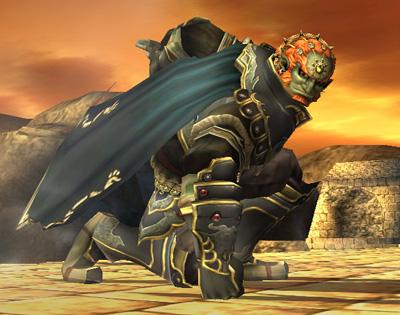 Coleccion de imagenes de Zelda. Ganoan10