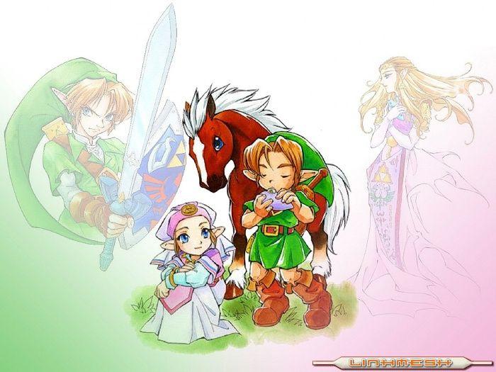 Coleccion de imagenes de Zelda. Link_y10